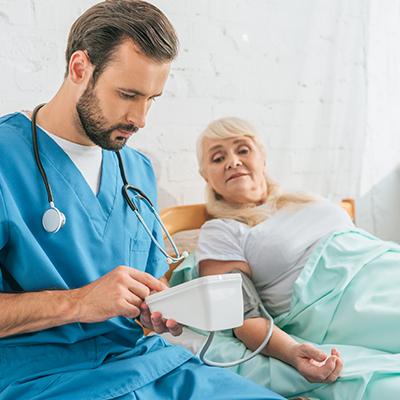 Residenza per anziani - ASSISTENZA MEDICA